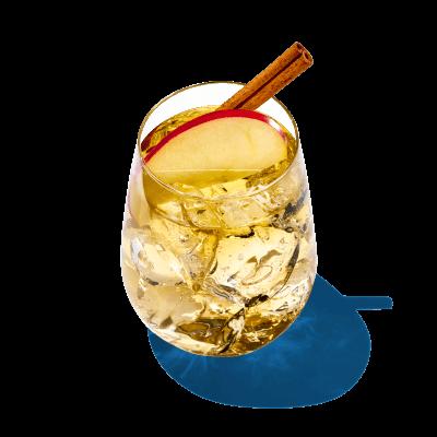 Apple soda sparkler recipe