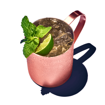 Grapefruit mule recipe