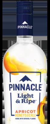 Pinnacle Apricot Honeysuckle Vodka