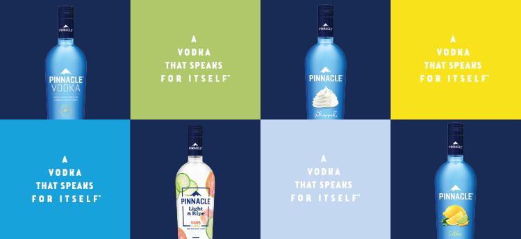 Pinnacle Vodka Flavors