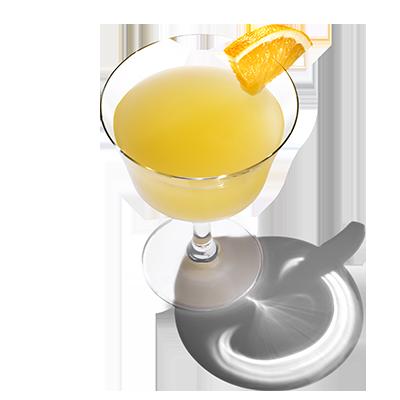 Pinnacle orange cream martini